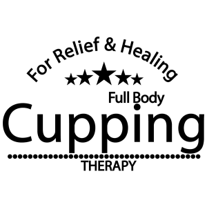 Cupping therapy at Massage Masters