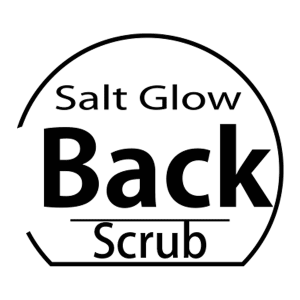 Salt Glow Back Scrub Add On