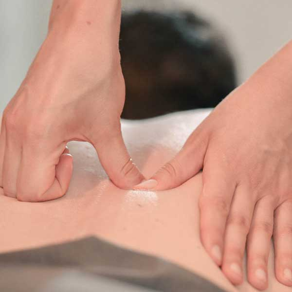Trigger Point Therapy at Massage Masters