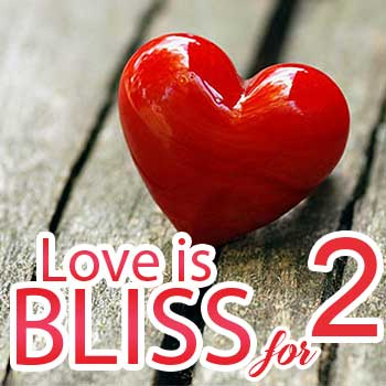 Love is Bliss V Day special